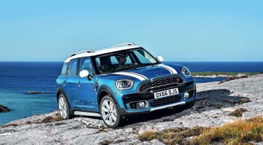 Mini Countryman. Великан