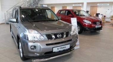 В Саратове открылся новый дилерский центр Nissan