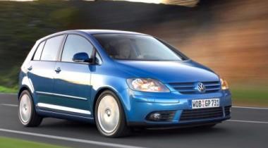 Volkswagen Golf Plus. Качок