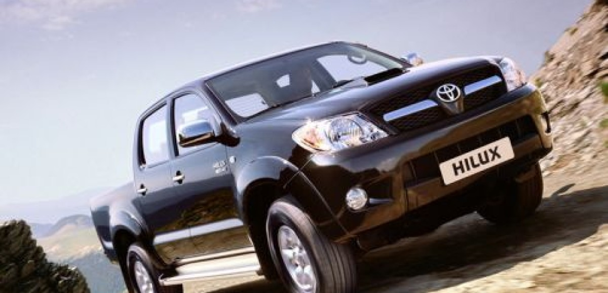 Обновленная Toyota Hilux. Малазийский вариант