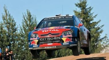 WRC. Ралли  «Финляндия»