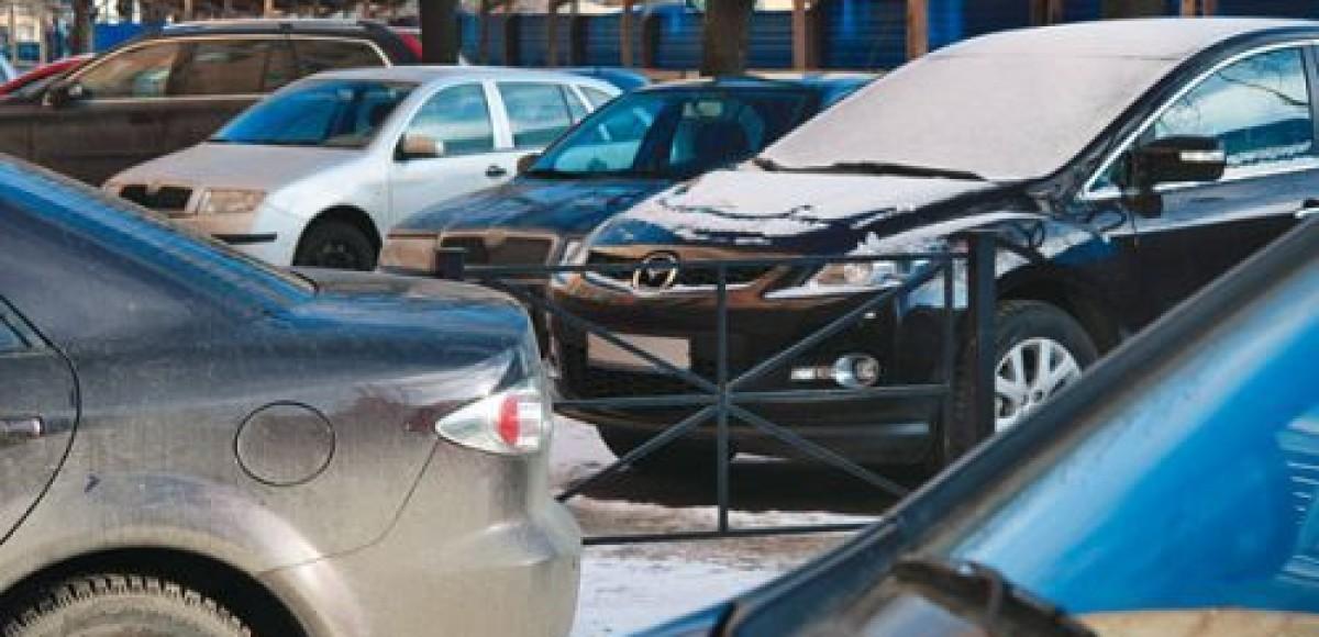 В Москве закрывают незаконные парковки