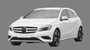 Mercedes показал A-class нового поколения