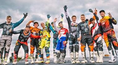 Мотофристайл-битва  Adrenaline FMX Riders в Москве
