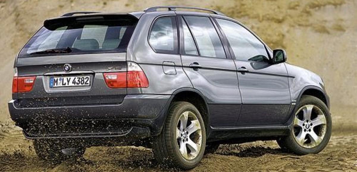 BMW серии «X» будут выпускаться исключительно в США