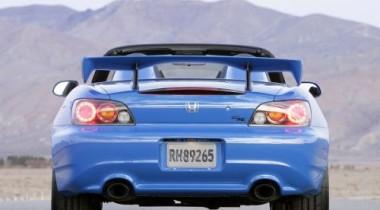 В 2011 году появится Honda S3000