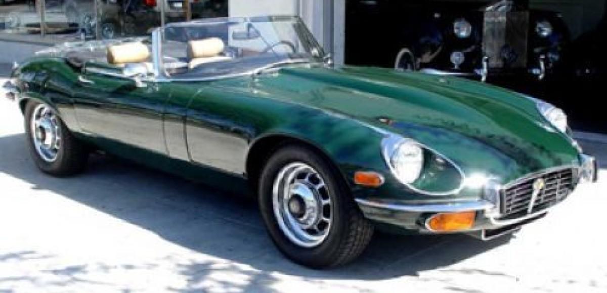 Британец самостоятельно воссоздал настоящий родстер Jaguar