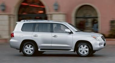 В России стартовали продажи Lexus LX 570