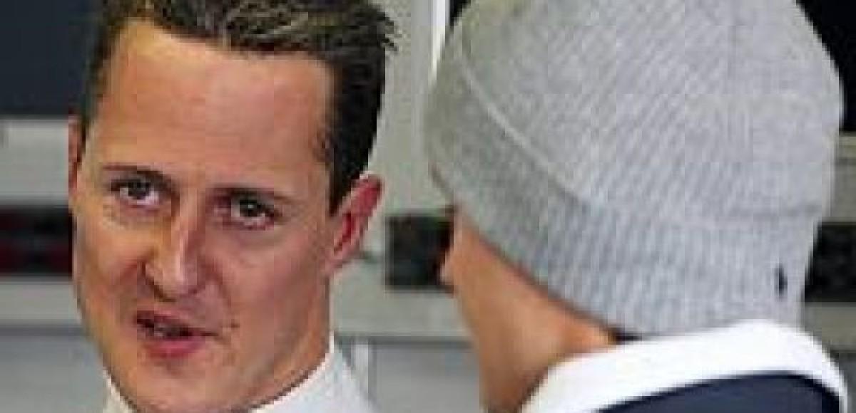 Михаэль Шумахер: «Я доволен гонкой»