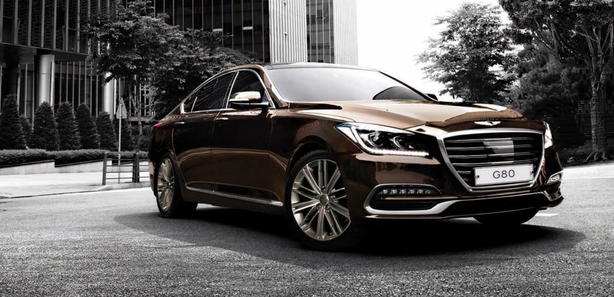 Genesis поедет как BMW?
