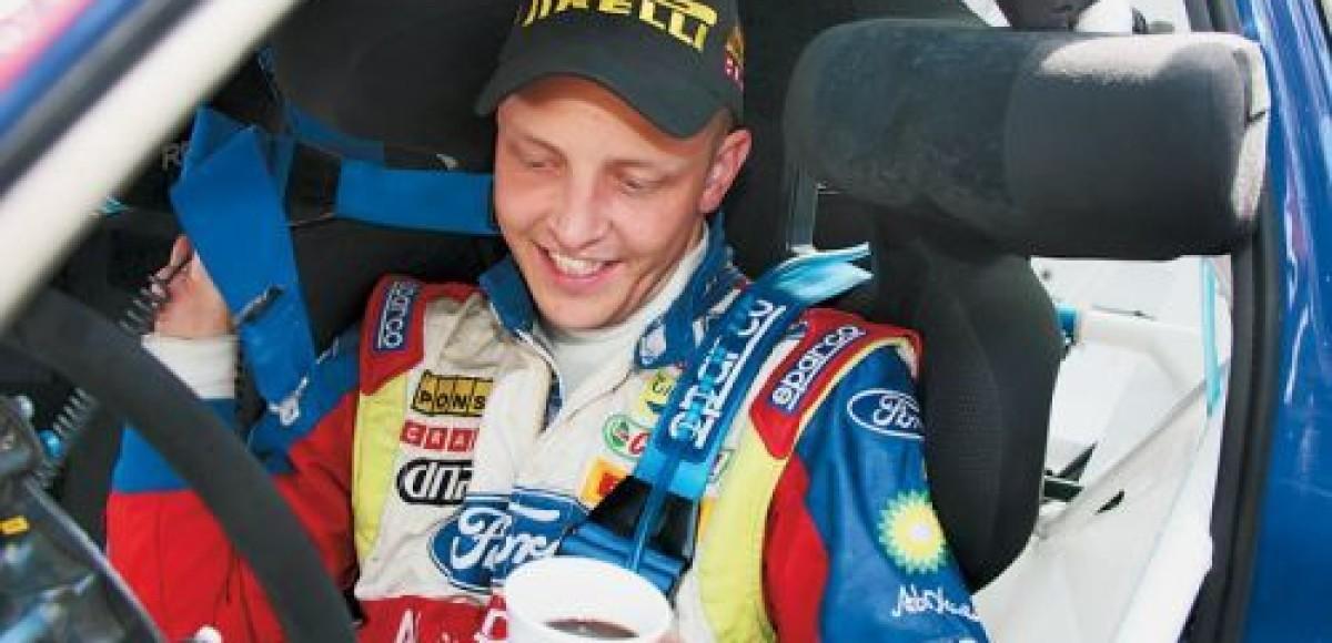 Микко Хирвонен пересядет на Ford Firsta S2000 на «Ралли Монте-Карло»