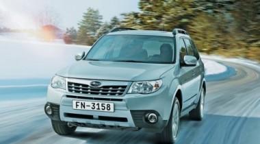 В России может появиться завод Subaru
