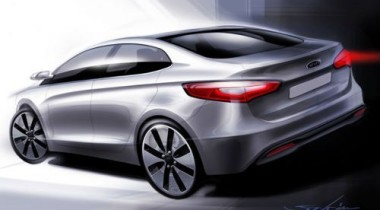 Петербургский завод Hyundai начал серийное производство KIA Rio