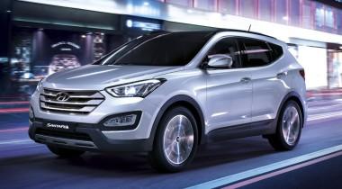 Объявлены цены на новый Hyundai Santa Fe
