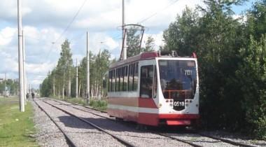 В Москве запускают скоростной трамвай
