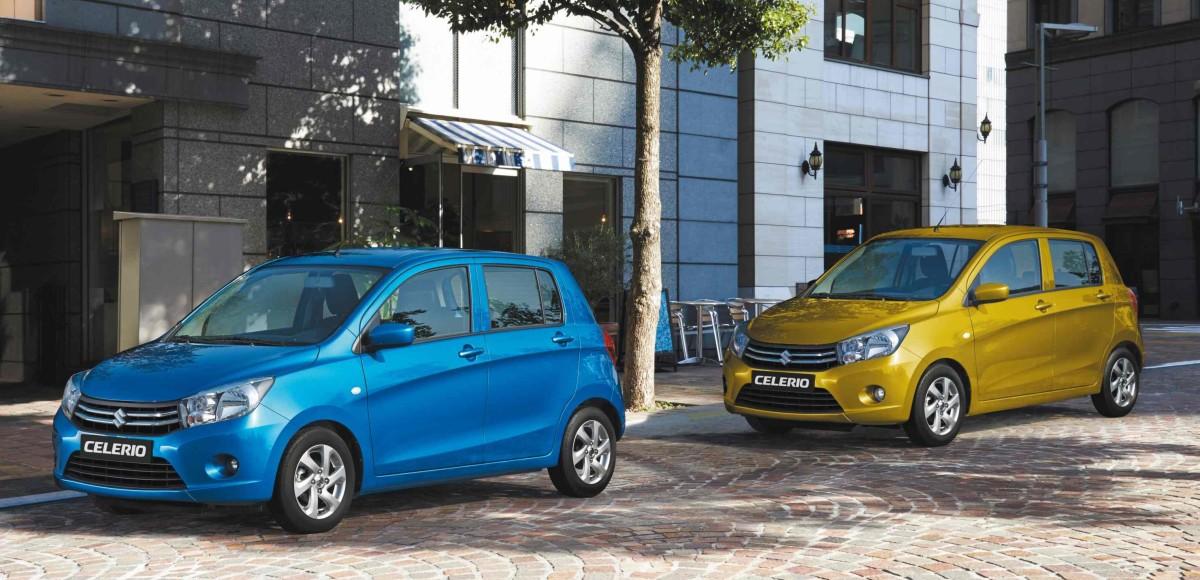 Новый Suzuki Сelerio начнут собирать в Тайланде