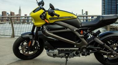 Harley-Davidson раскрывает технические подробности электромотоцикла LiveWire