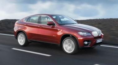 В Москве зафиксирован первый случай угона BMW X6