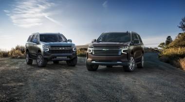 Новый Chevrolet Tahoe получил независимую подвеску и турбодизель