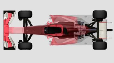 Ferrari рассекретили новый двигатель F1