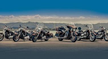 Юбилейная серия Harley-Davidson. 110 лет «Харлею»
