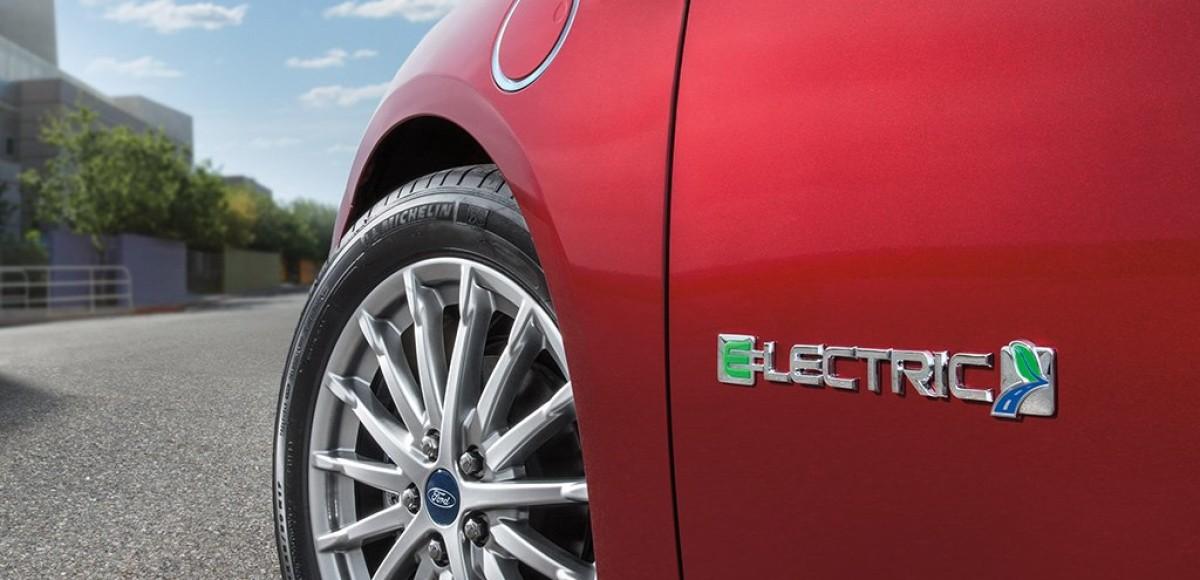 Ford выпустит дешевый электрический кроссовер