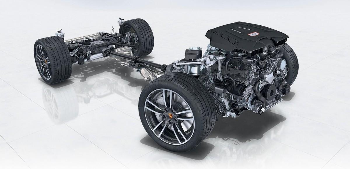 Компромисс без компромиссов: разбираем «по косточкам» подвеску Porsche Cayenne