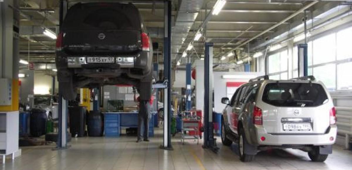 «АвтоСпецЦентр», Москва. Выгодное лето для владельцев Nissan