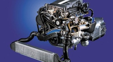 Двигатели всех Mercedes-Benz станут турбированными