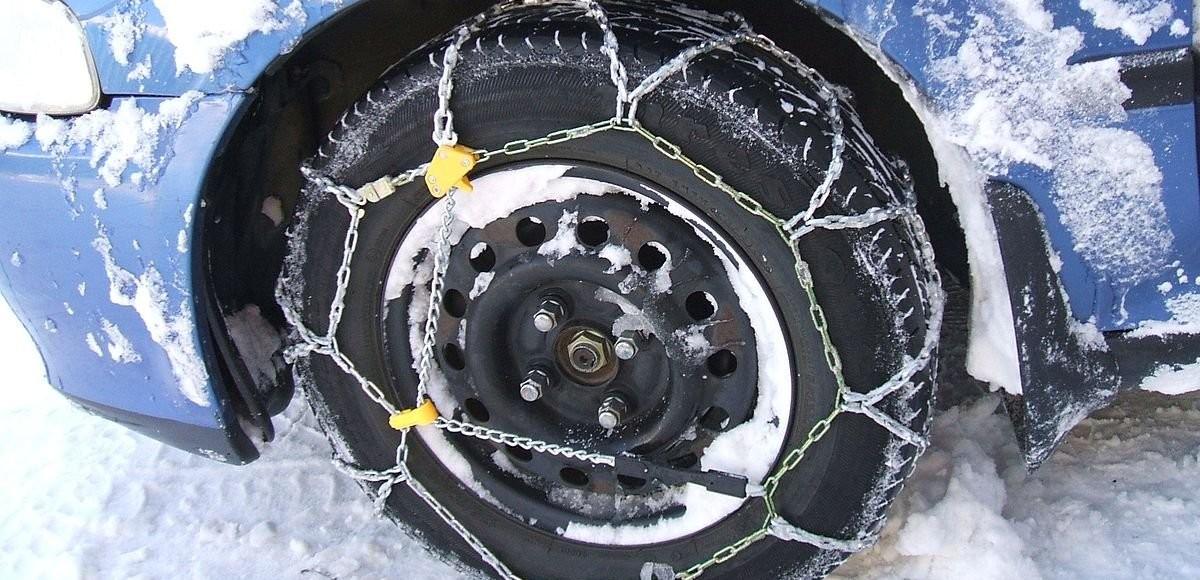 Цепи и браслеты, спреи и шипы: 6 способов улучшить сцепление шин на зимней дороге