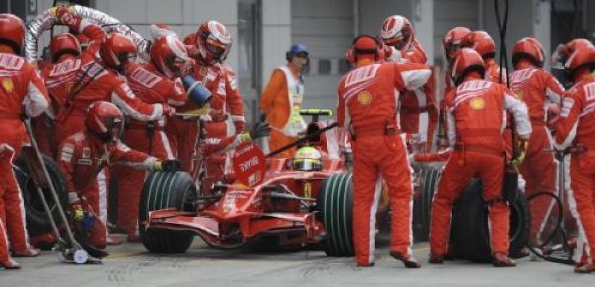 Гран-При Испании 25 апреля. Вторая пятничная практика