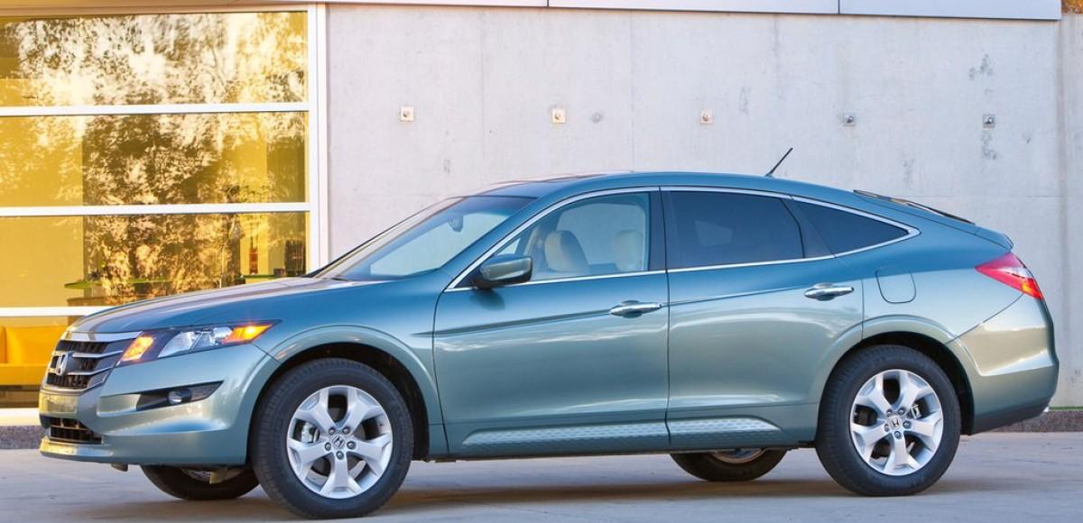 Honda Accord Crosstour: нестандартное решение