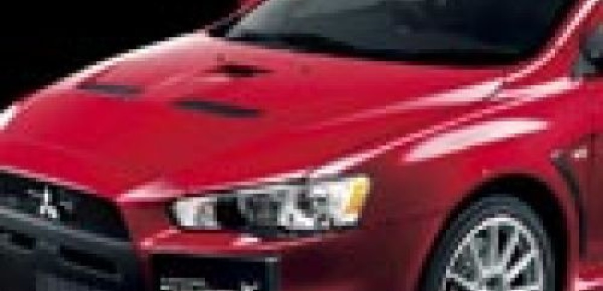 Mitsubishi Lancer Evolution X. Уже в продаже