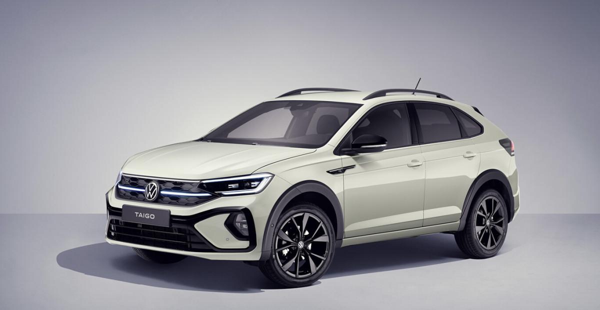 VW представил бюджетное кросс-купе Taigo, но в Россию его не повезет