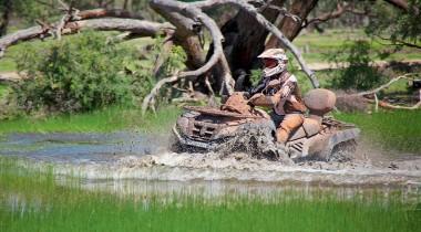 Квадро-экспедиция по Австралии. Калейдоскоп-драйв