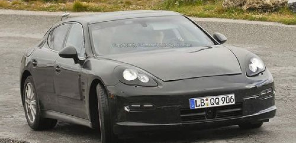 Porsche Panamera. Новые подробности