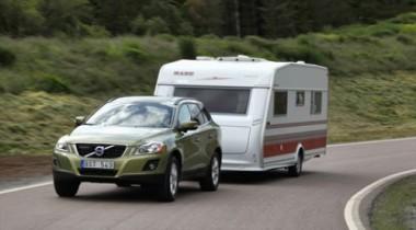 Система стабилизации прицепа от Volvo. Ангел-спаситель