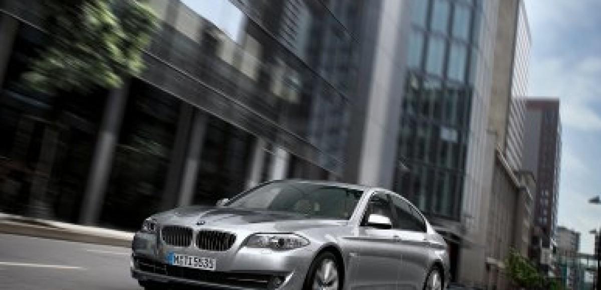 Auto Trophy 2011: тройной успех концерна BMW Group