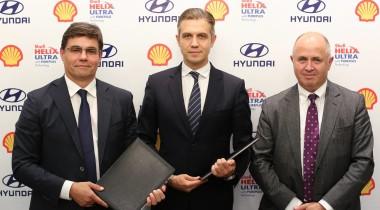 Hyundai и Shell продлили соглашение о сотрудничестве