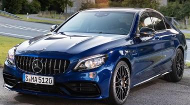 Самый крутой Mercedes-Benz C-класса станет гибридом