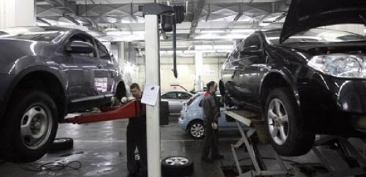 «Автомир — Nissan», Москва. Комплексный сервис от 2500 рублей