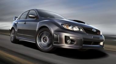 В России стартовали продажи обновленной Subaru WRX STI