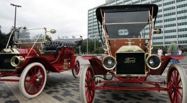 Компания Ford отмечает 111-летие