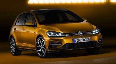 Мировая премьера обновленного Volkswagen Golf