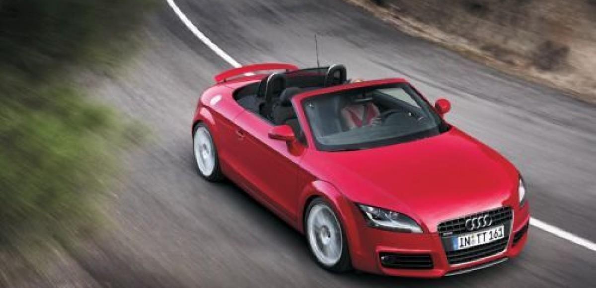 Audi TTS. На любой вкус