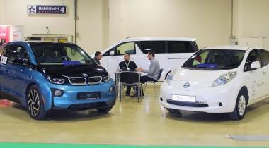 На зарядку становись: электротранспорт на выставке «Автокомплекс 2019»