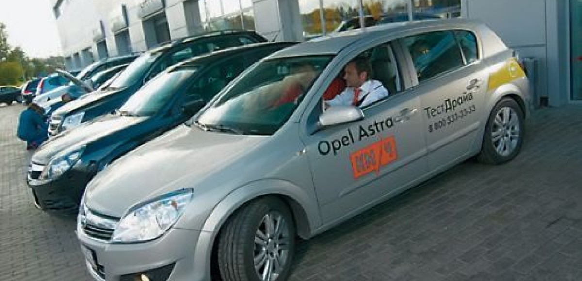 В России снова появились очереди на автомобили