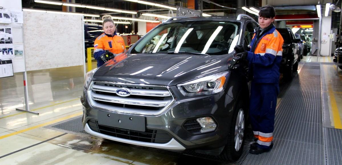 Ford Sollers повышает зарплату