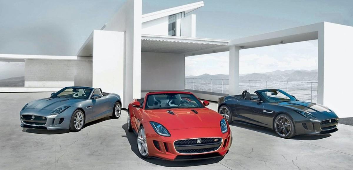 Jaguar F-Type. Не на равных