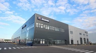 В Ногинске открылась дилерская СТО Scania